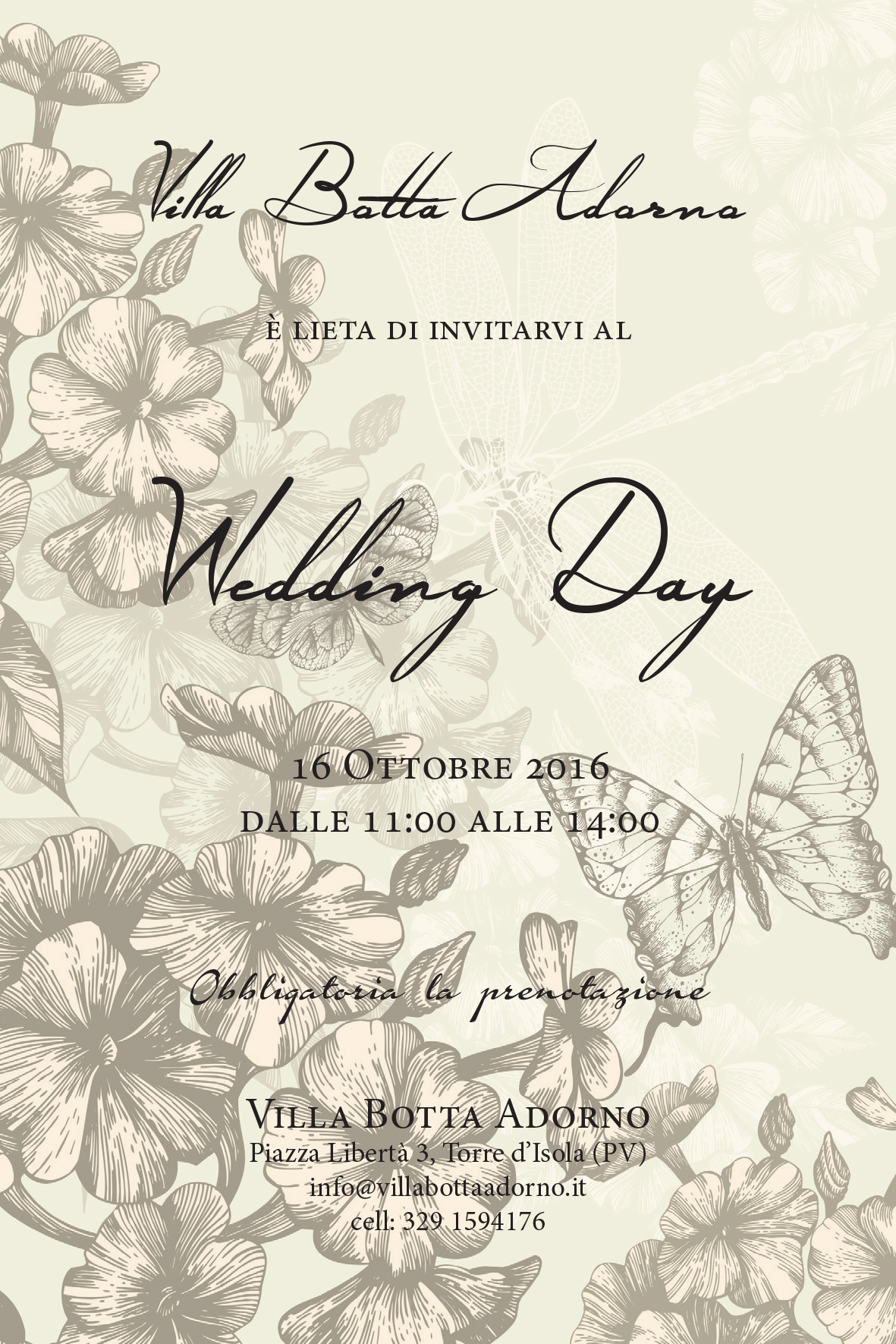 invito Wedding Day